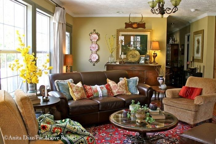Savvy Southern Style Favorite Room Far Above Rubies Home Ideas Pinterest Living Rooms