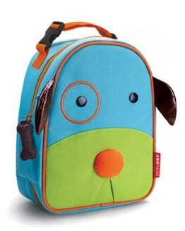 Woof Woof!!  Lunch has never been so fun  (http://www.little-mister.com/zoo-insulated-lunch-boxes/)