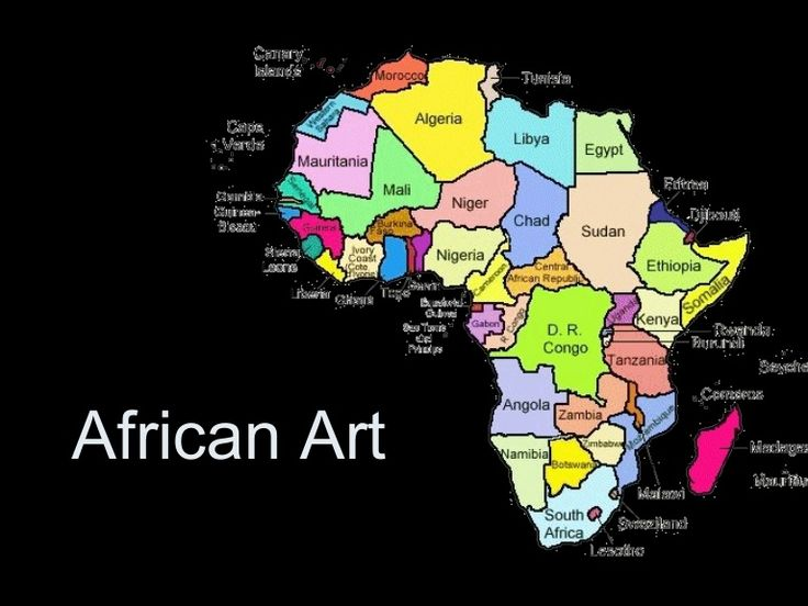 African art powerpoint