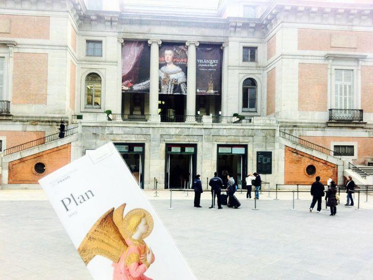 Exposição Velazques no Museu do Prado