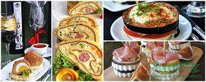Aperitive usoare, aperitive sarate, aperitive rapide, aperitive pentru sarbatori...