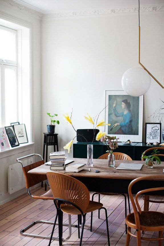 at home with maja hattvang.