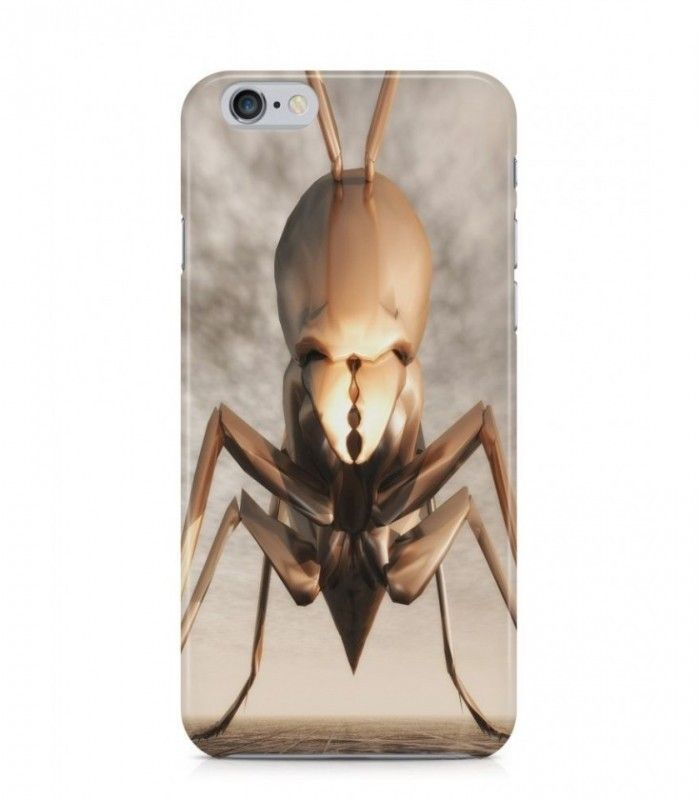Wonderful Beige Insect Mutant Alien Theme 3D Iphone Case for Iphone 3G/4/4g/4s/5/5s/6/6s/6s Plus - ALN0176 - FavCases