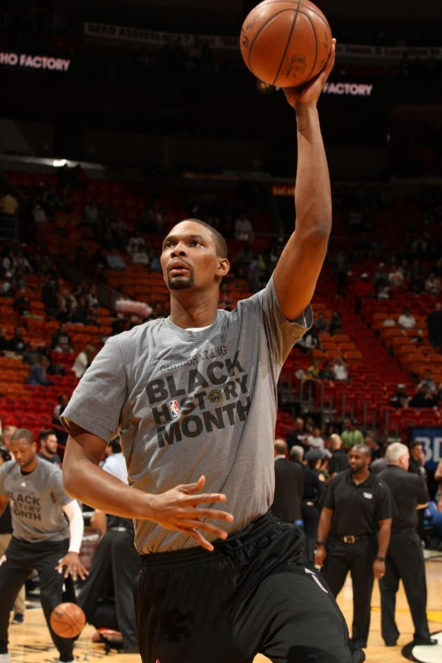Sources: Chris Bosh to meet with doctors to determine seriousness of blood-clotting fears