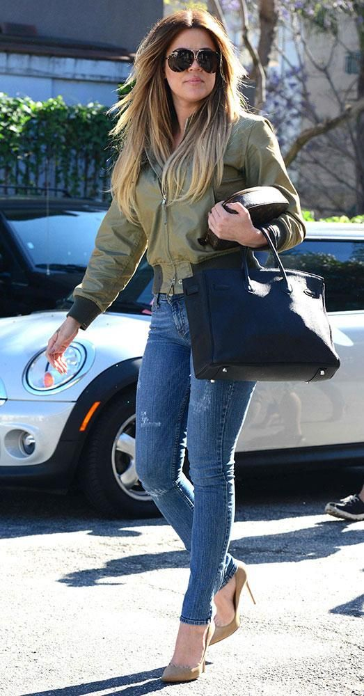 Is Khloe Kardashian your style spirit animal? Click to find out which Jenner-Kardashian sister if your style mate