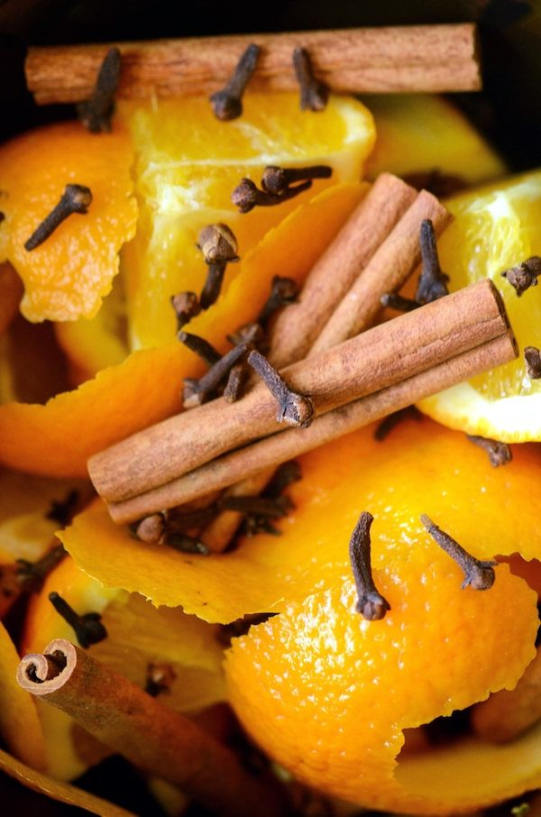 Fall (Cinnamon Orange) Slow Cooker Potpourri Recipe on Yummly. @yummly #recipe