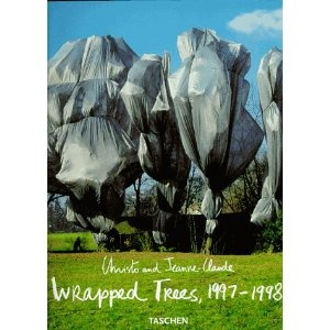 Christo and Jeanne-Claude: Wrapped Trees: Fondation Beyeler and Berower Park, Riehen, Basel, Switzerland, 1997-98.