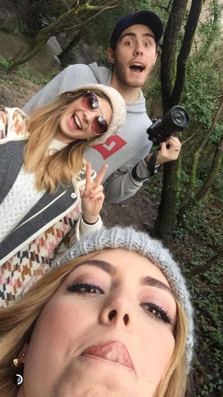 Zoella's Snapchat 1-23-16