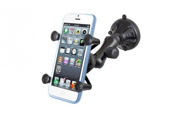 Best Smartphone Car Mount is the RAM X-Grip