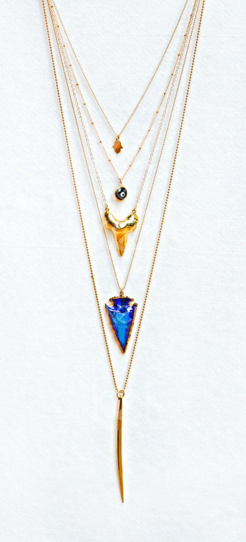 layers on layers | kei jewelry