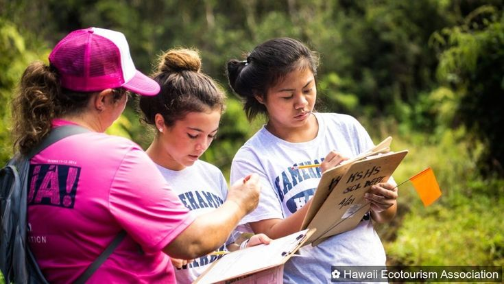 Thankful this Thursday to HEA sponsor @Kapohokine for supporting and educating the next generation in sustainable practices! #mahalo  #sponsored  #travelpono  #sustainabletourism  #ecotourism  #eco  #tourism  #travel  #hawaii  #thankyou