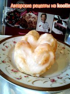Фото к рецепту: Пирожное Берлинское
