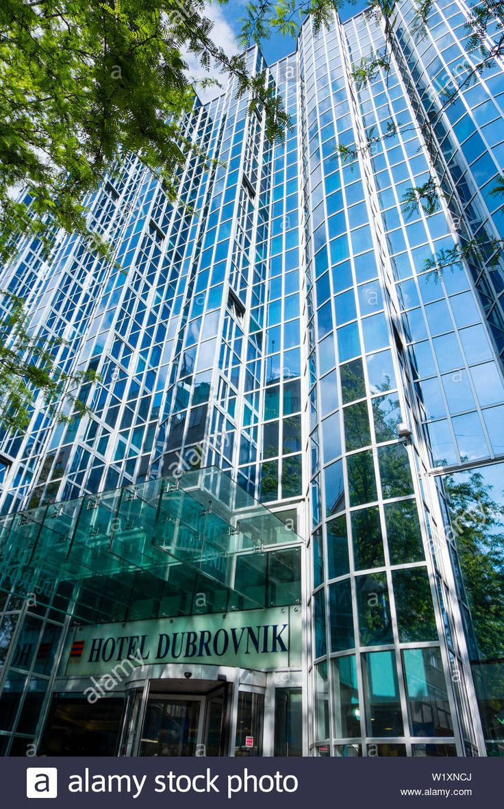 Hotel Dubrovnik Bogoviceva Donji Grad Zagreb Croatia Stock Photo In 2020 Zagreb Dubrovnik Croatia Images