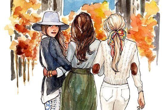 Pour les sœurs, la distance importe peu : elles sont unies par le cœur