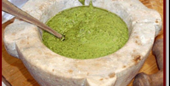 The Pesto of Genovese