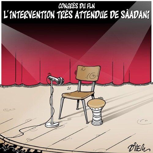 Caricature dilem du 28 mai 2015 : Toute l'actualité sur liberte-algerie.com