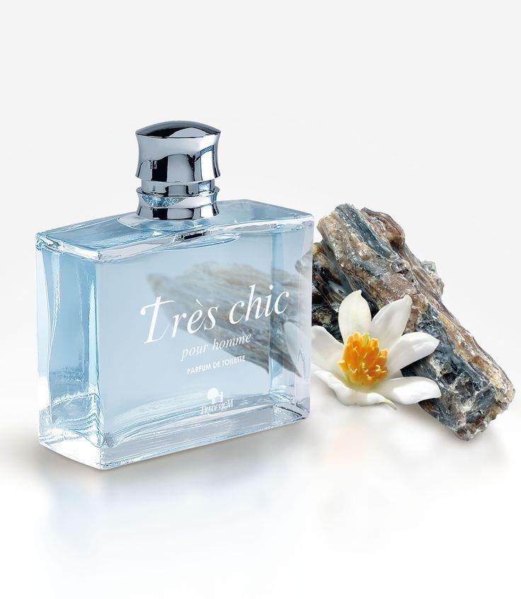 TRÈS CHIC : Tendance : orientale, chyprée, boisée, ambrée, musquée. Très raffiné, comme son nom l'indique, mais aussi frais et un brin sensuel, ce parfum convient tout à fait à l'homme d'aujourd'hui. #perfumes #fredericm #parfums #mlm #grasse #fragrance #homme #man