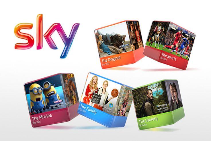 Half-Price Sky TV Bundle now £9!   #dailydeals