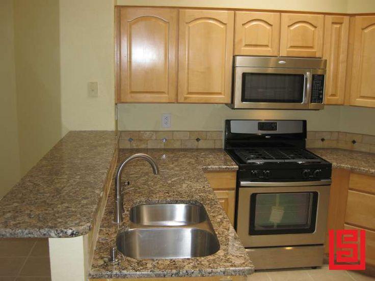 Giallo Fiorito Granite Kitchen Pictures Giallo Fiorito