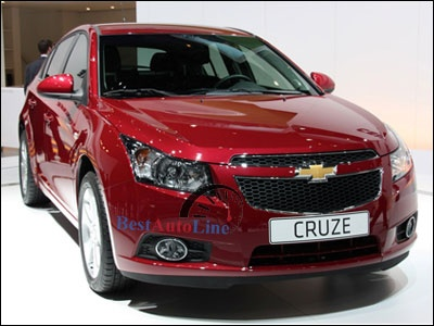 See Chevrolet Cruze review, price, interior and exterior details