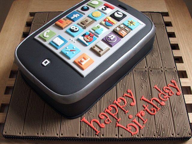 Alles gute zum Geburtstag liebes iPhone!