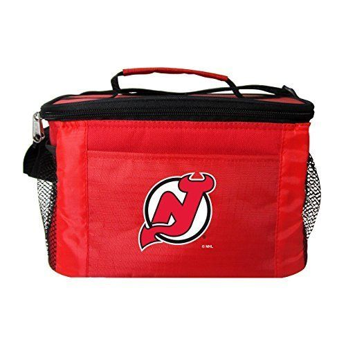 Louis Cardinals Insulated Lunch Cooler Bag With Zipper Closure Red