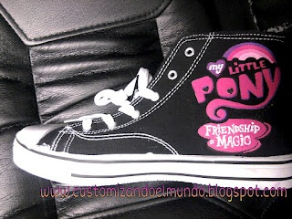 My Little Pony: My Little Ponies, Customiza Tu, Pintura Customiza