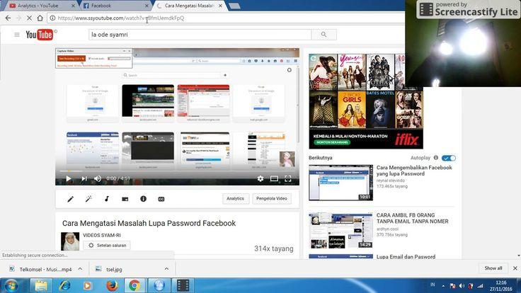 Cara Download VIDEO YOUTUBE tanpa Software apapun Gratis