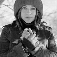 Ani DiFranco - Most listened to artist in my collection.