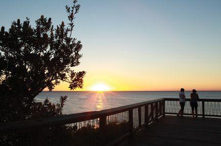 Sunrise at Point Perry, Coolum - salt magazine - photographer Claire Plush