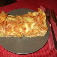 Fotografie receptu: Lasagne s mletým masem a zeleninou