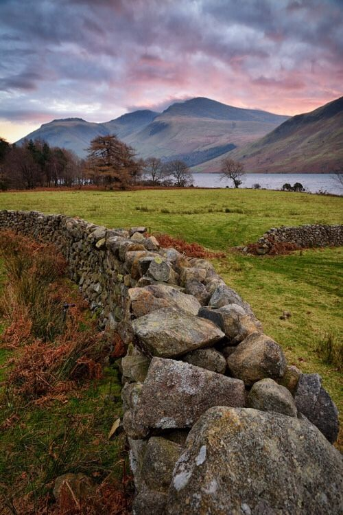 "peeblespair: "" wanderthewood: Wastwater, Lake District, England by Jason Connolly """