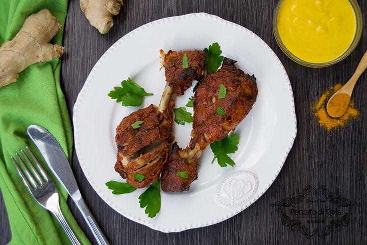 Pollo+tandoori