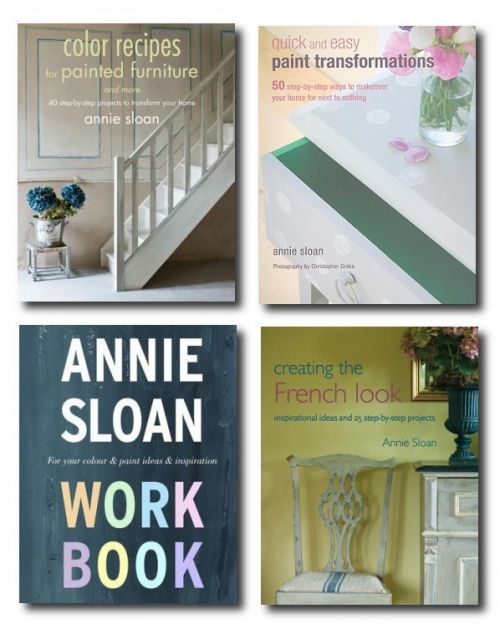 18 Of The Best Annie Sloan Painted Furniture Books
