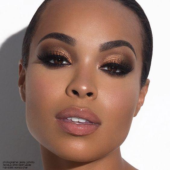 Segue estos fabulosos #tips de #belleza para las pieles #morenas