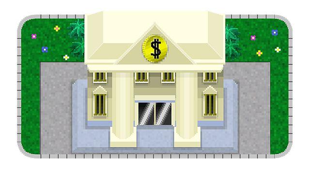 "Banque du jeu mobile Randstad ""Tiny Workers"""