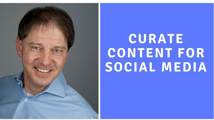 Curate Content For Social Media