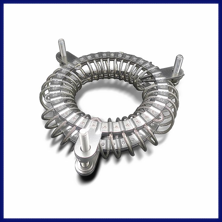 Wire Rope Isolator Gry 100a Wire Rope Isolators