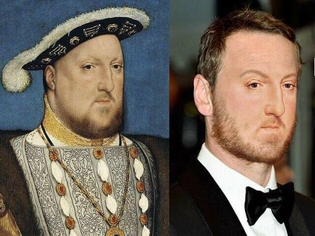 What Henry Vlll Would Look Like Today King Henry Viii Tudor History British History