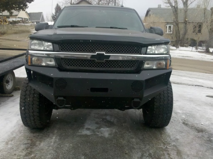 Duramax Winch Bumper : Best images about custom truck bumpers on pinterest