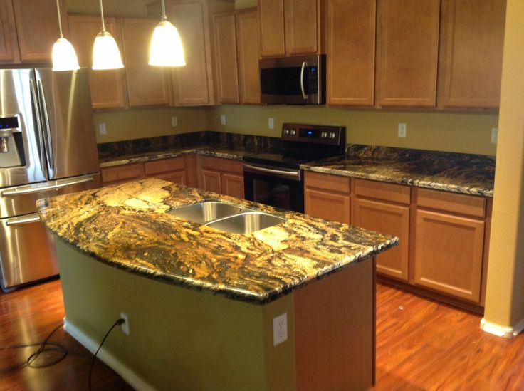 Desert Dream Granite Granite Countertops Pinterest