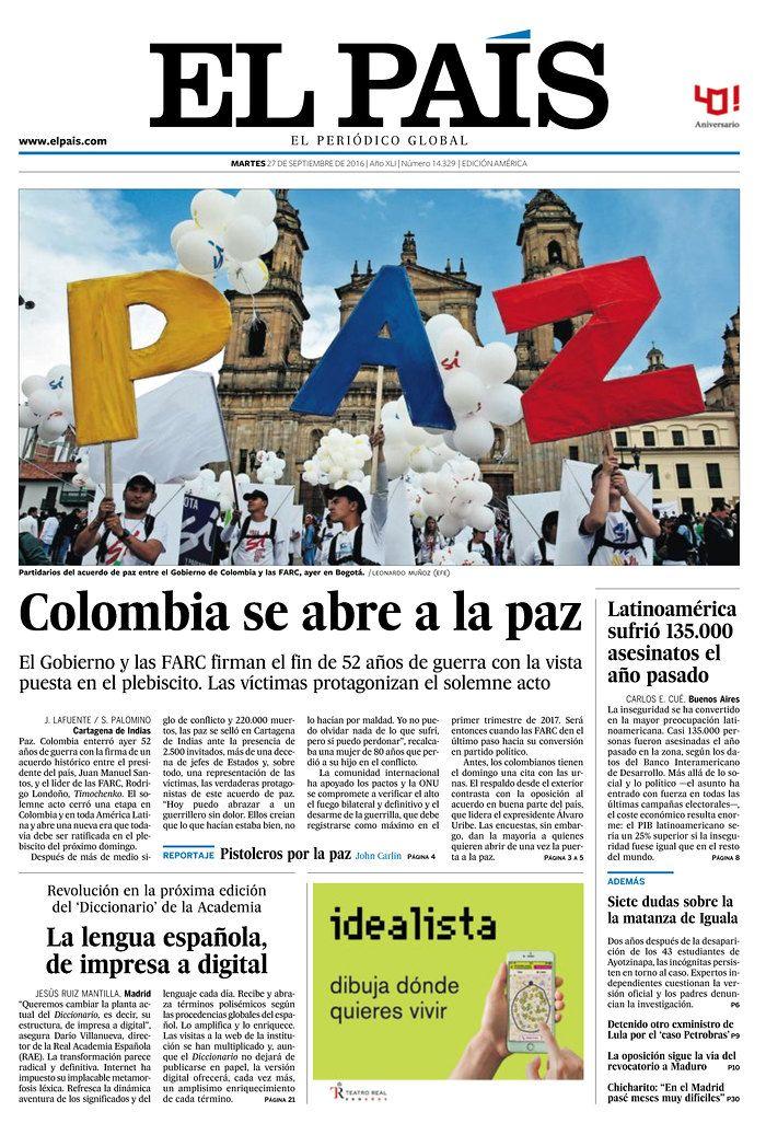 El País, edición América