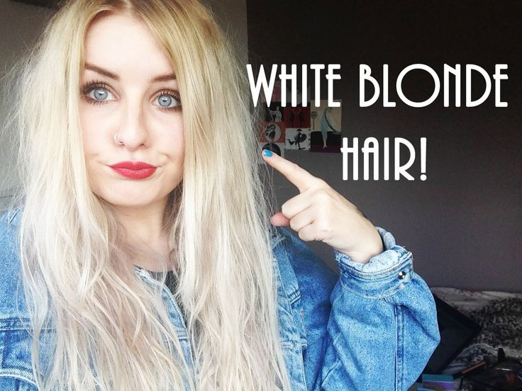 How to get whiter, brighter blonde - with Provoke Touch of Silver