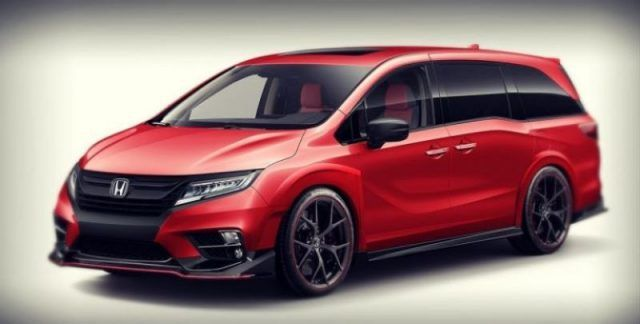 2020 Honda Odyssey Type R Price Review Engine Honda Odyssey Honda Odyssey Touring Mini Van