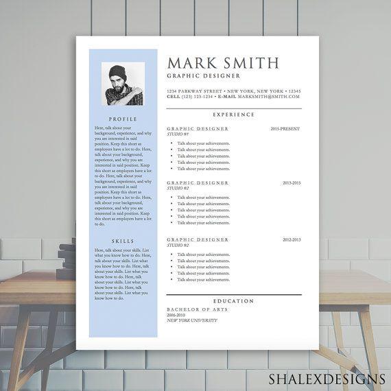 91 best resume templates images on pinterest resume. Black Bedroom Furniture Sets. Home Design Ideas