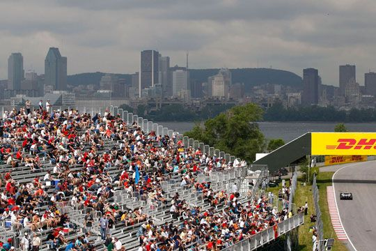 Race Facts - Canadian F1 Grand Prix at Circuit Gilles Villeneuve, Montreal.