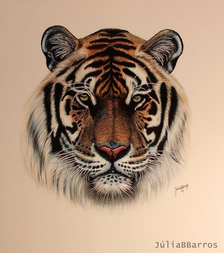 тигр тату эскиз картинки где екатеринбурге