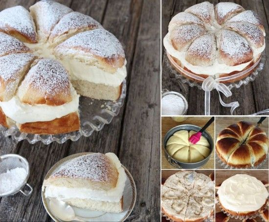 Swedish Cream Bun Cake Recipe Is A Taste Sensation | The WHOot