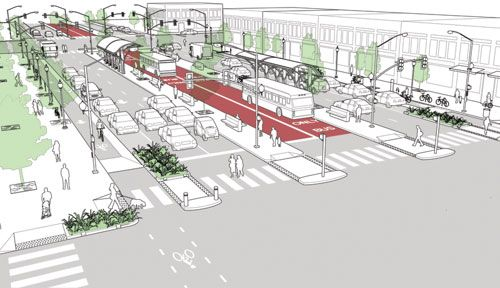 The next public health challenge: Retrofitting Suburbia. Multimodal transit and infrastructure for such will be key.
