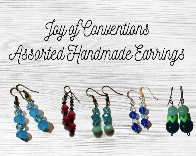 Set of 25 Handmade Assorted Custom 2017 Special Convention Gift Lens